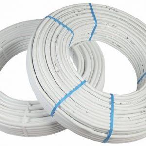 Труби металопластикові та зшитий поліетилен