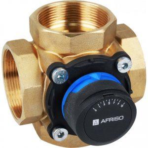 """4-ходовий поворотний змішувальний клапан ARV 486 ProClick, DN40, Rp1 1/2 """", Kvs 25"""