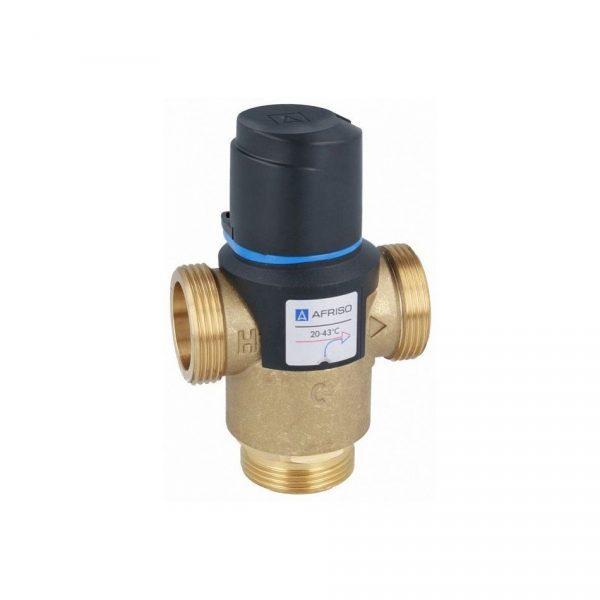 Термостатичні клапани