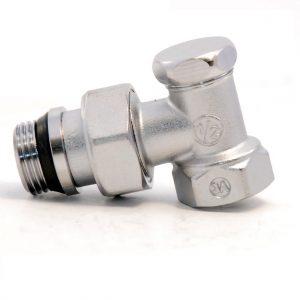 """Кутовий запірний клапан GIACOMINI R16Х033 """"½"""" R16TG"""