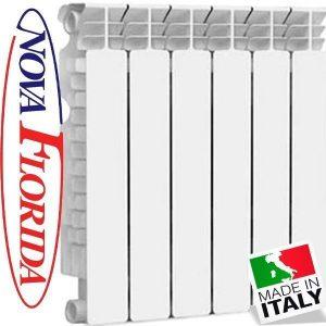 Радіатор алюмінієвий Nova Florida DESIDERIYO B3 500  ( Італія )