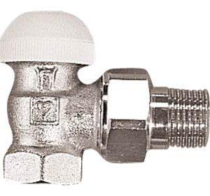 Herz Клапан термостатичний кутовий TS-Е ¾