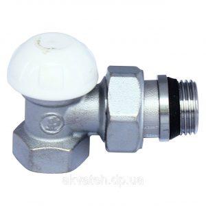 """Прохідний запірний клапан GIACOMINI R31Х034 1/2""""X18 R31TG"""