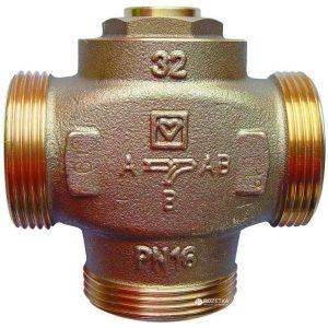 Клапан Триходовий термозмішувальний Herz Teplomix DN32 1 ¼ ( температура потоку 61 ° С )