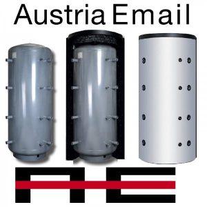 Акумуляційні ємності AustriaEmail та теплоізоляція Австрія