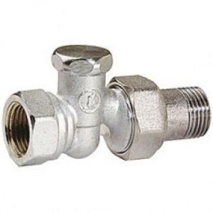 """Прохідний запірний клапан GIACOMINI R17Х033 """"½"""" R17TG"""