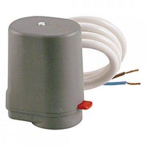 Головка електротермічна нормально закрита GIACOMINI R473X221