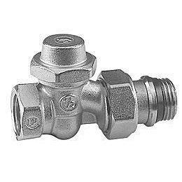 "R15TG Прохідний запірний клапан GAICOMINI R15Х034 ""3/4"""