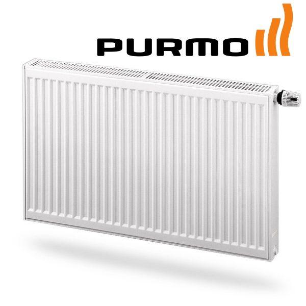 Сталеві радіатори PURMO VENTIL COMPACT (нижнє підключення)