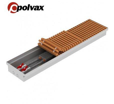 Внутрішньо - підлогові конвектори POLVAX (ПОЛЬЩА)