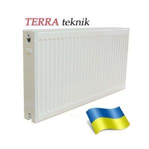 Радіатори сталеві TERRA Teknik (Україна)