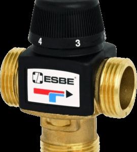 "Термостатичний клапан ESBE VTA 322 3/4"" 35-60°C"