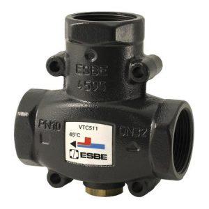 Термостатичний клапан ESBE VTC 511 Rp 1 50°C