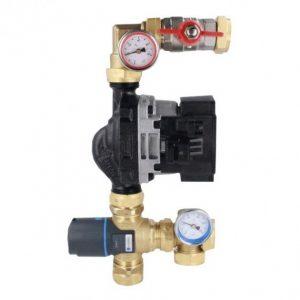 Насосно-змішувальний вузол для теплої водяної підлоги Afriso 9050100