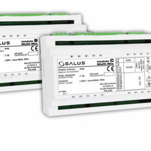 """Salus Multi-Mix модуль B/C Розширювальні модулі """"B"""" / """"C"""" призначені для контролера Multi-Mix"""
