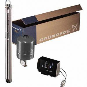 GRUNDFOS SQE2-70 +60м +паке пост. тиску
