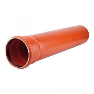 Труба KG Ostendorf 110х3,2 мм, 1000 мм