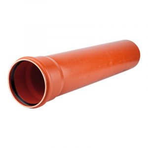 Труба KG Ostendorf 110х3,2 мм, 2000 мм