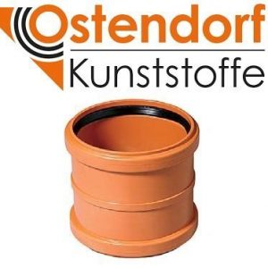 Муфта насувна з ПВХ KG Ostendorf 110