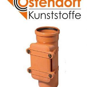 Ревізія з прямокутним люком з ПВХ KG Ostendorf 110