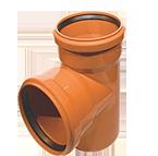Купити каналізаційні труби і фітінги Ostendorf