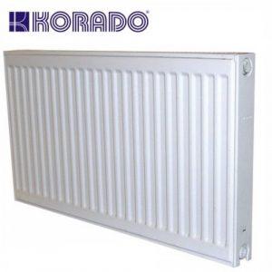 Радіатор сталевий KORADO RADIK 11К 400Х400
