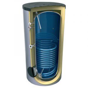 Накопичувальні водонагрівачі з теплообмінником