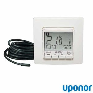 Uponor Comfort E Програмований  термостат flush Set T-87IF 230V