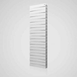 PianoForte Tower/Bianco Traffico (білий) - 22 секцій  1760*591, 2505 Вт