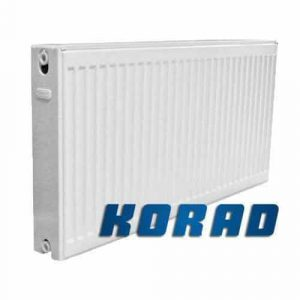 KORAD радіатори сталеві