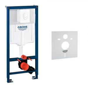 Інсталяція для унітазу 2 в 1 Grohe Rapid SL 3872200137131000