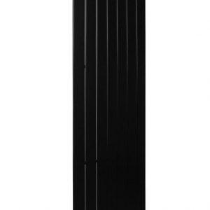 Дизайнерський радіатор BETATHERM Terra H-1800 мм, L-501 мм Чорний
