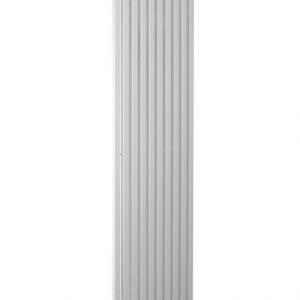 Вертикальний трубчастий радіатор BQ Quantum H-1800 мм, L-405 мм Білий