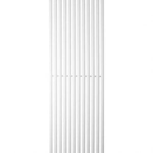 Вертикальний радіатор Praktikum 1 H-2000 мм, L-501 мм Betatherm Білий