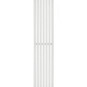 Дизайн радіатори Praktikum 2, H-1800 mm, L-275 mm  Betatherm Білий