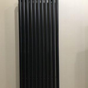 Дизайнерські радіатори Betatherm Elipse 1 1800*445 Чорний