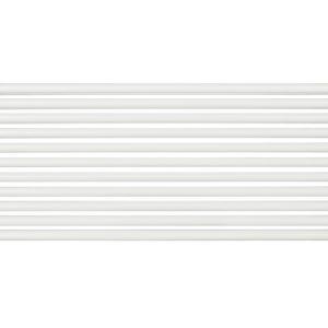 Горизонтальний радіатор Betatherm Praktikum 2 H-425 мм, L-1000 мм Білий