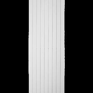 Вертикальний радіатор Blende 1 H-1400 мм, L-394 мм Betatherm Білий